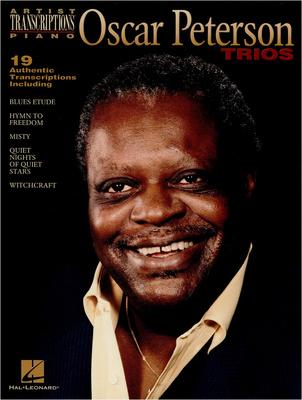 Hal Leonard Oscar Peterson Trios Piano