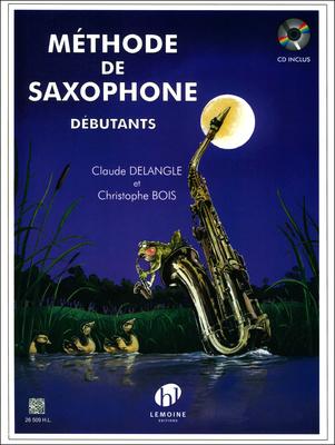 Editions Henry Lemoine Méthode de saxophone