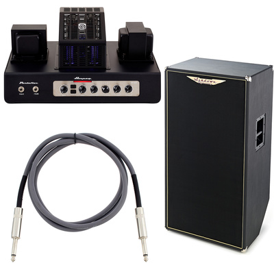Ampeg PF-50T Bass Head Bundle