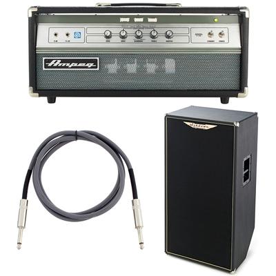 Ampeg V-4B Bass Head Bundle