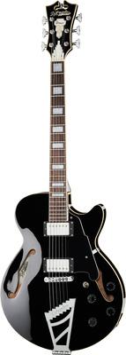 DAngelico Premier SS Black FH