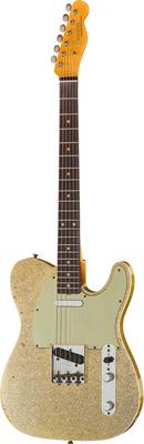 Fender 1962 Tele Custom Gold Sparkle