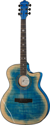 Harley Benton EAX-500TL Faded Blue