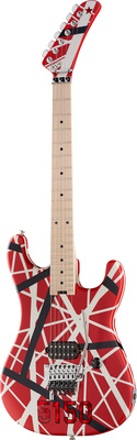 Evh Striped 5150 Red