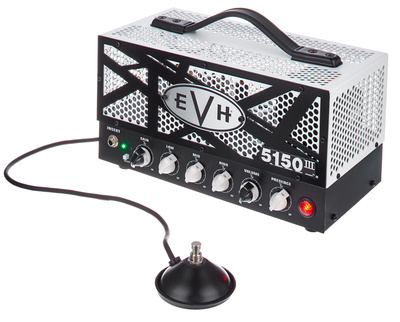 Evh 5150 III 15W LBXII Top B-Stock