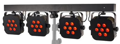Stairville Stage Quad LED Bundle  B-Stock