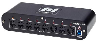 Miditech MIDIface 8x8 B-Stock