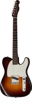 Fender 57 Esquire Journeyman C2TSB Lt