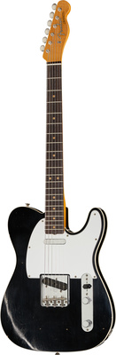 Fender 63 Journey Tele Custom ABLK