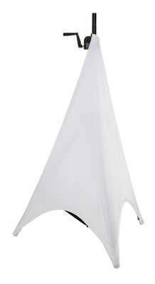 Stairville Tripod 2Side Cover Whi B-Stock