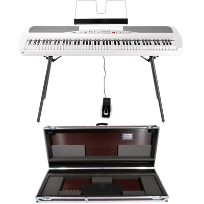 Korg SP-280 WH Thon Case Set