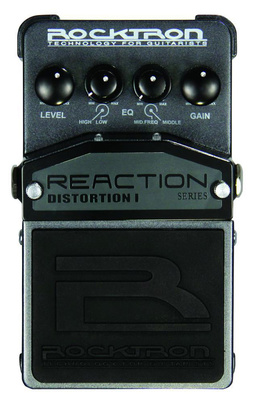 Rocktron Reaction Distortion 1 Pedal