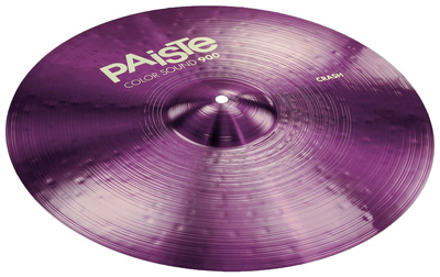 "Paiste 19"" 900 Color Sound Crash PRP"