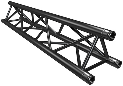 Global Truss F33200-B Truss 2,0m Black