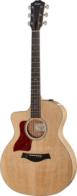 Taylor 214ce-QM DLX LH Quilted Maple