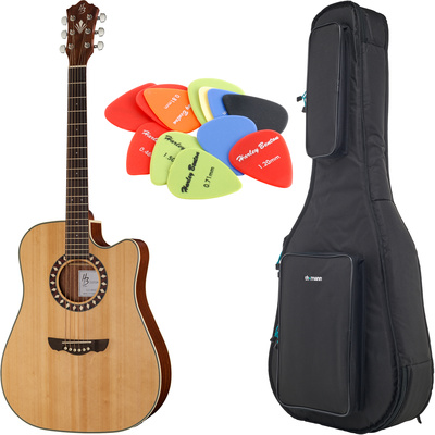 Brümmer Acoustic CLD-10SC Bundle