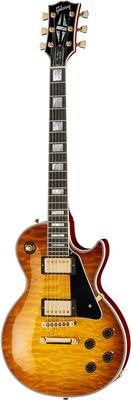 Gibson Les Paul Custom Quilt Honey