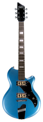 Supro Westbury DP Blue Metallic