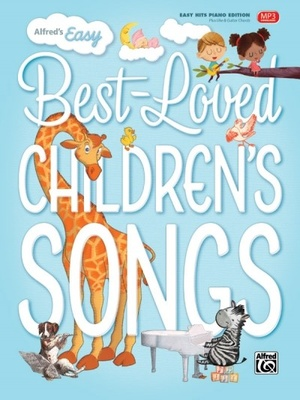 Alfred Music Publishing Easy Best-Loved Children's