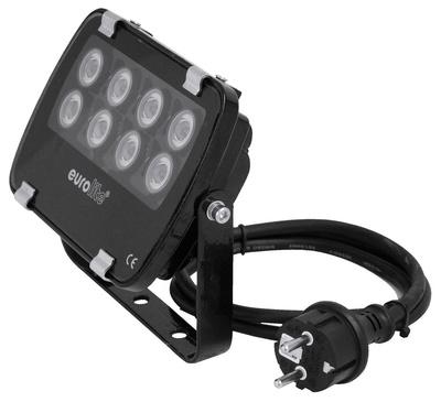Eurolite LED IP FL-8 green 30° B-Stock