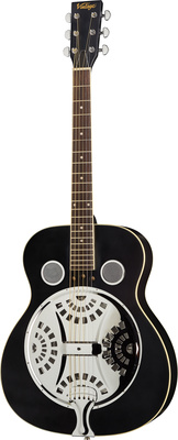 Vintage Resonator VRA400BK