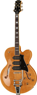 Peerless Guitars Wizard Stagemaster Natural