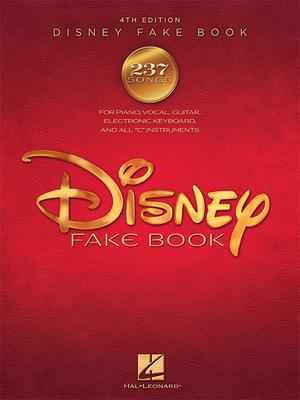 Hal Leonard Disney Fake Book 4th Edition