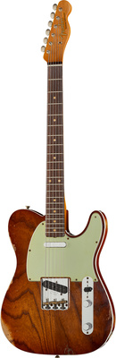 Fender 62 Tele Custom Relic Faded TSB