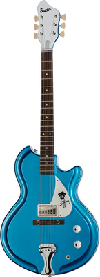 Supro Sahara Wedgewood Blue