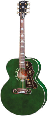 Gibson SJ-200 Emerald Green Ltd