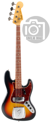 Fender 64 Jazz Bass NOS 3TS