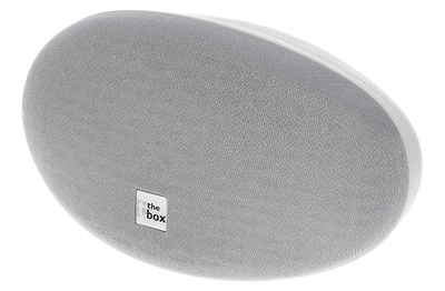 the box Oval 4 White B-Stock
