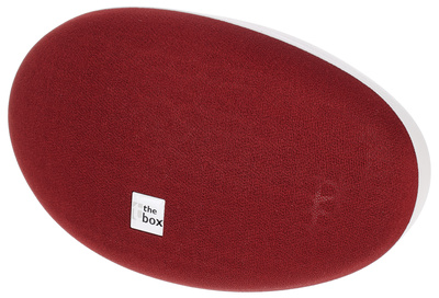 the box Oval 4 Red B-Stock