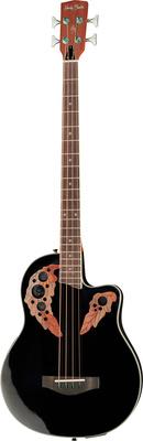 Harley Benton HBO-850 Bass Black B-Stock