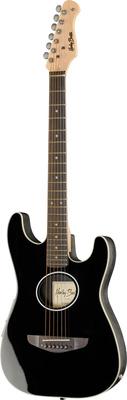 Harley Benton ST-Acoustic Black