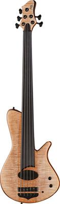 Franz Bassguitars Sirius 5 Maple Fretless RG