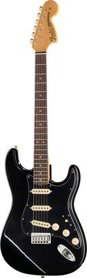 Fender 69 Strat CC Black RW