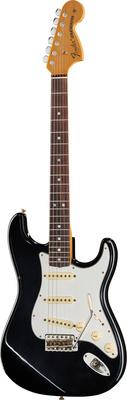 Fender 70 Relic Strat Black RW