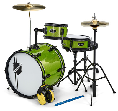 Millenium Youngster Drum Set Bundle