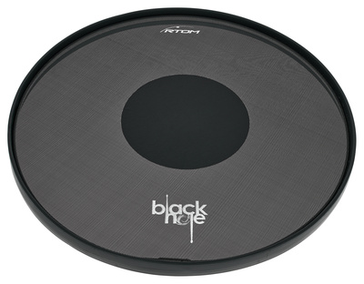 "Rtom 20"" BD Black Hole Practice Pad"