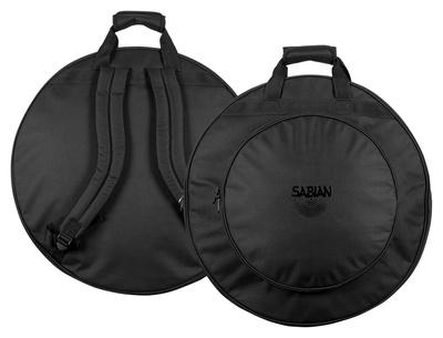 "Sabian 22"" Quick Cymbal Bag Black Out"