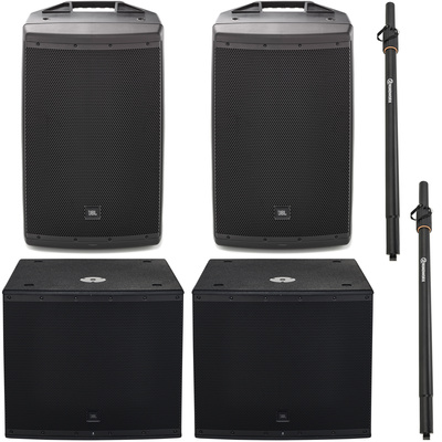 JBL Eon 615 Power Bundle