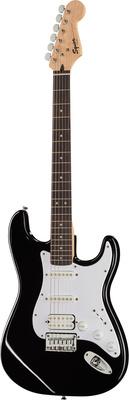 Fender Squier Bullet Strat HT HSS BK
