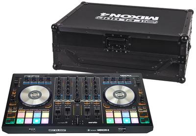 Reloop Premium Mixon 4 Case Bundle