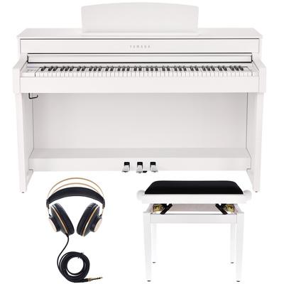 Yamaha CLP-645 WH Set