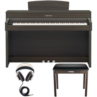 Yamaha CLP-645 DW Set