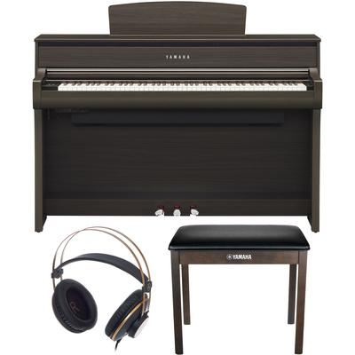 Yamaha CLP-675 DW Set