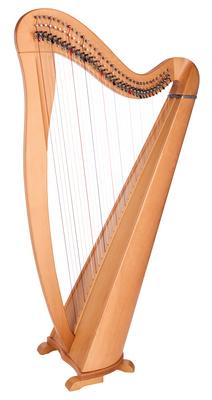 Thomann Roundback Harp Beechwo B-Stock