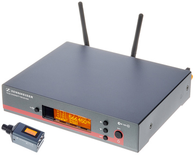 Sennheiser EM100/SKP100 G3 Bundle G-Band
