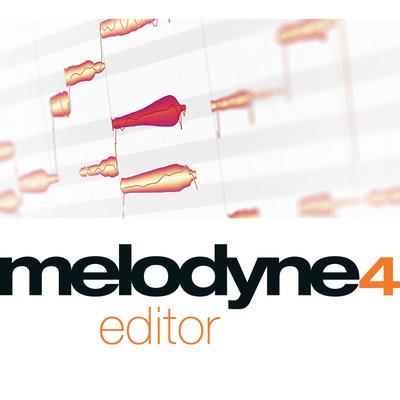 Celemony Melodyne 4 editor Upg. assist.